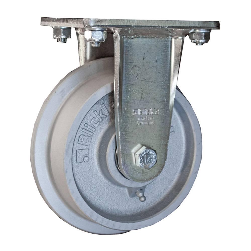 Ролик для рельс, стандартный 80 мм