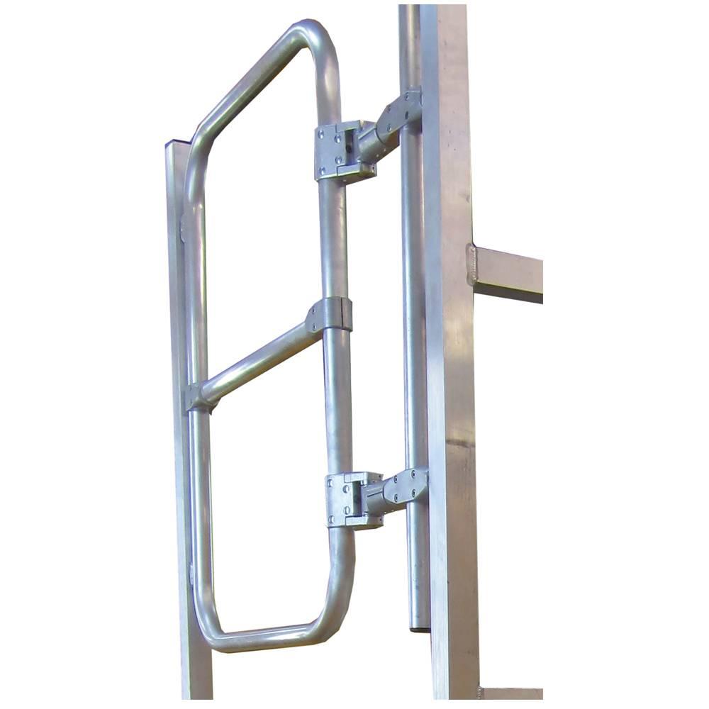 Дверь-ограждение