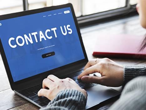 Der schnellste Weg uns eine Nachricht zukommen zu lassen. Nutzen Sie unser Kontaktformular