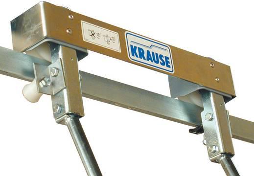 Стеллажные лестницы для Т - шины. Благодаря зажимному соединению Т -образной шины нет необходимости сверления монтажной поверхности