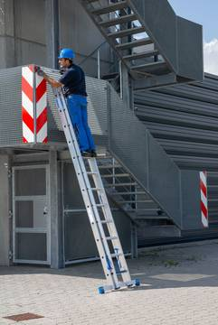 Пример использования Универсальная лестница +S