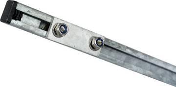 Системная часть лестницы  - Планка заднего ограждения