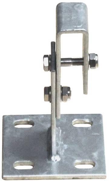 Системная часть лестницы - Настенный кронштейн 100 - 150 мм