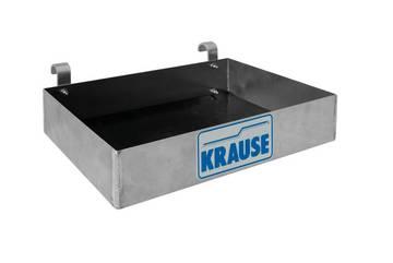 Практичный лоток с крючками для безопасного хранения инструментов или материалов. Простое крепление к вертикальной раме обеспечивает порядок на подмостях и позволяет быстро менять его местоположение.