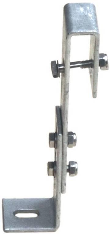 Системная часть лестницы  - Настенный кронштейн