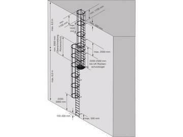 Стационарные лестницы - идеальное решение для подъема на высоту, когда дело доходит до безопасного и постоянного доступа к зданиям, объектам или станкам, расположенным на большой высоте, например: + подъем на крышу здания, промышленного объекта или стеллажей для контроля или обслуживания + пути эвакуации на зданиях и сооружениях Лестницы разработаны как модульная система. Система позволяет монтировать даже сложные, многомаршевые лестницы с экономией времени до 30 процентов. Широкий ассортимент аксессуаров охватывает широкий спектр требований к данным лестницам.