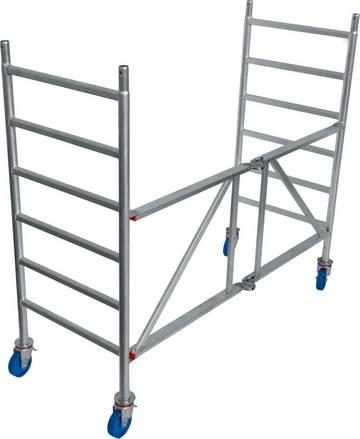 Подмости для профессионального использования как внутри и снаружи помещений.