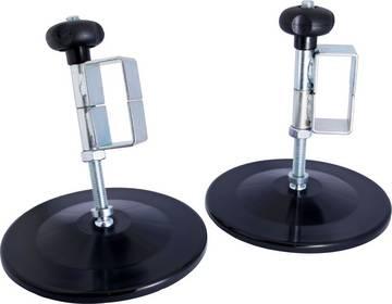 Для распределения давления через увеличенную контактную поверхность.