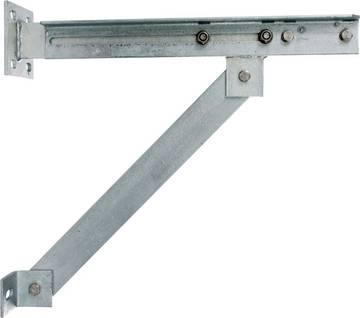 Системная часть лестницы - Настенный кронштейн 500 мм