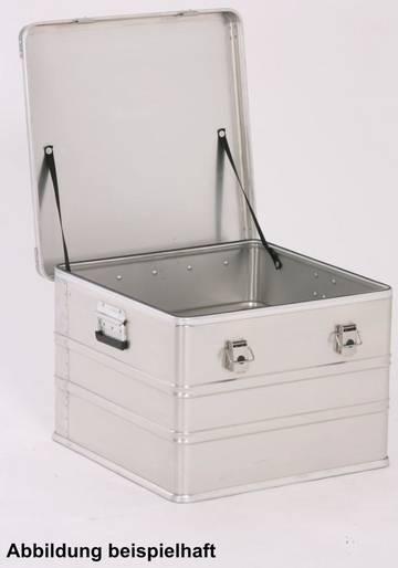 Прочные алюминиевые ящики легки, устойчивы к коррозии и идеально подходят для транспортировки и хранения.