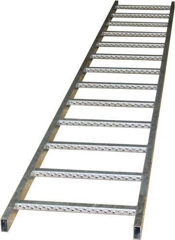 Системная часть лестницы  - Лестничная секция