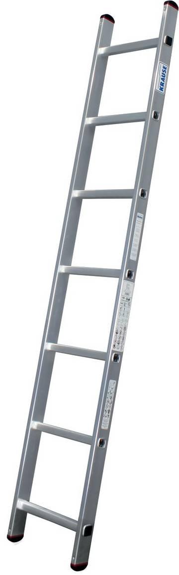 Легкая односекционная приставная лестница