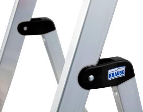 Стремянка Safety. Прочные шарниры с обхватом боковины(4CS)