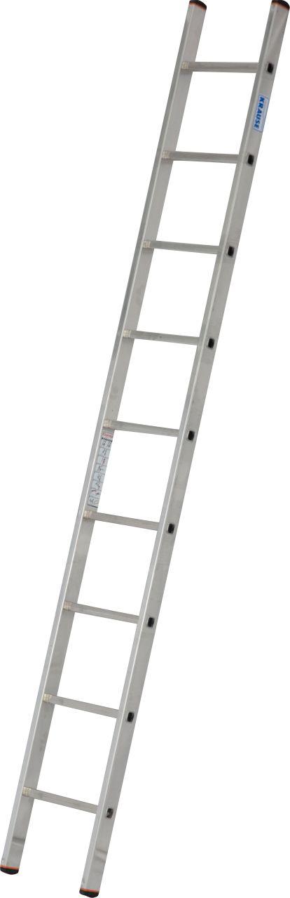 Приставная лестница с перекладинами Sibilo. Универсальная алюминиевая приставная лестница для всех видов деятельности.