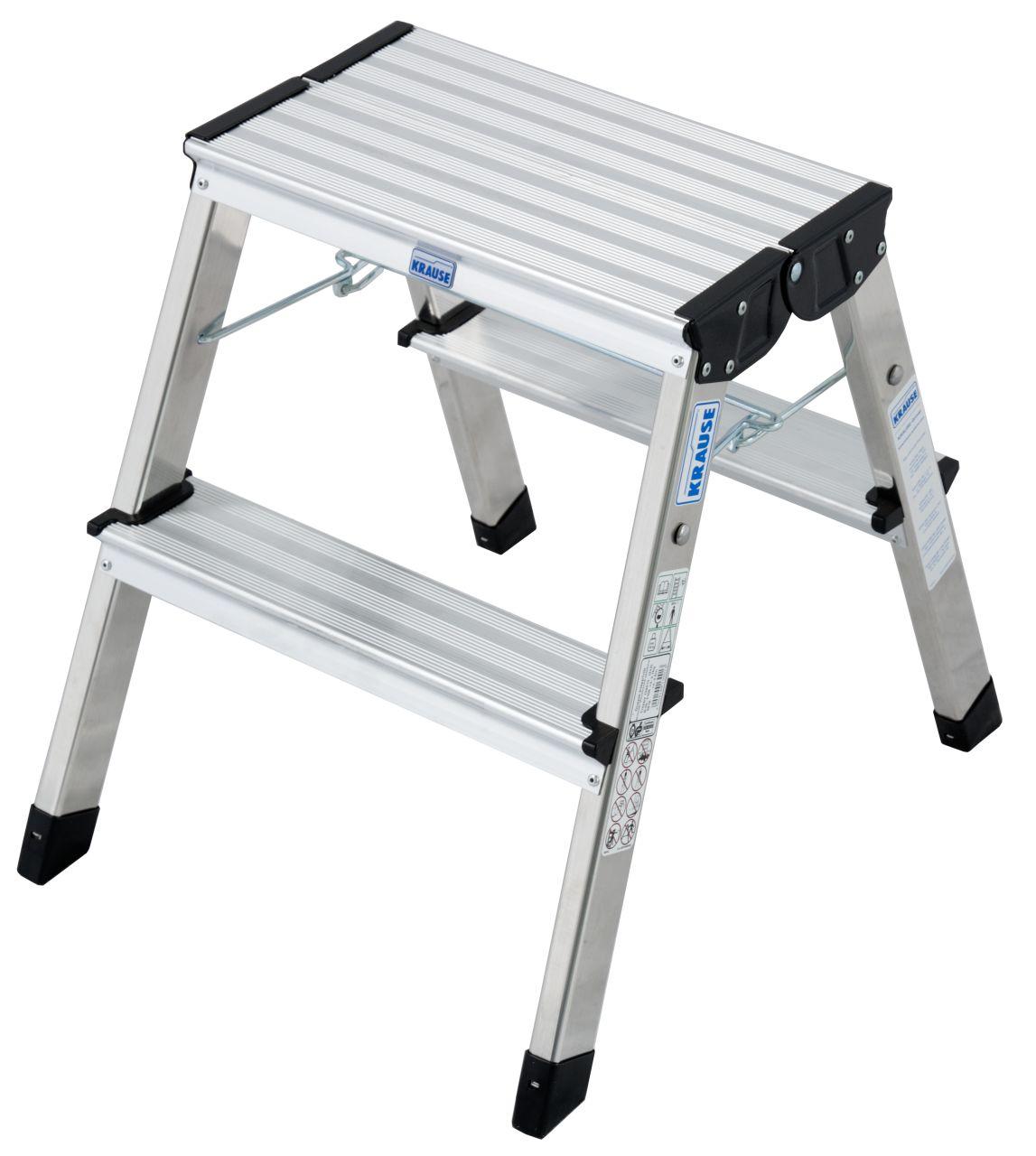 Складная подставка Treppy. Легкая и устойчивая складная подставка с большой площадкой