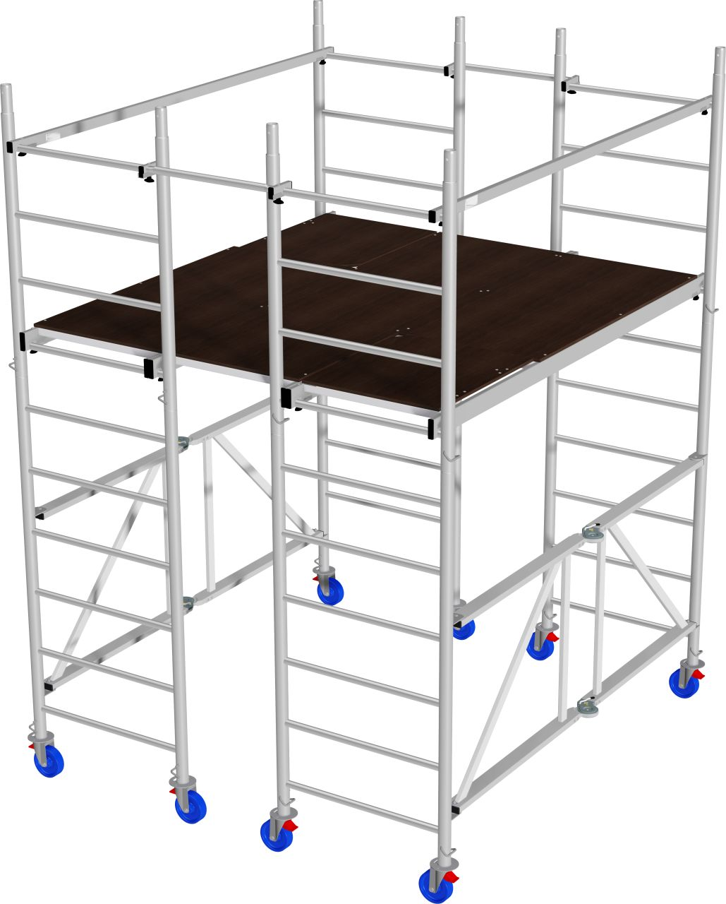 Платформа подмости. для крупномасштабных внутренних работ