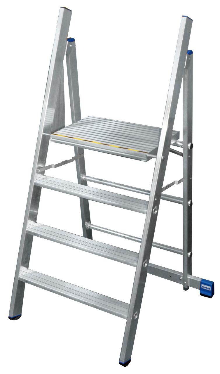 Профессиональная подставка. Профессиональная подставка имеет большую площадку, легко передвигается и складывается. Благодаря практически вертикальной опорной части подставку возможно устанавливать вплотную к месту работы
