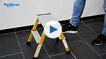 Видеообзор KRAUSE система RollStop