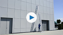 Видеообзор KRAUSE лестница с тросом
