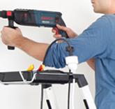KRAUSE Multigrip System – Благодаря двум держателям кабелей работать удобно и безопасно