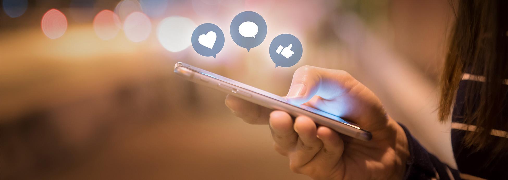 Обзор наших каналов в социальных сетях