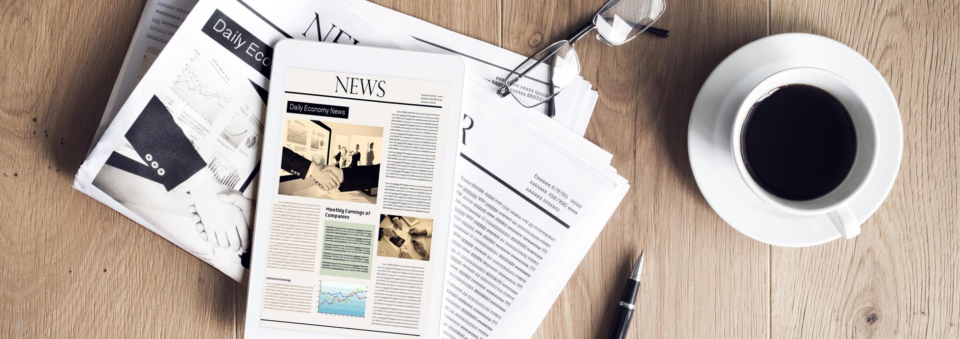Актуальные новости, пресс-релизы и текущие даты